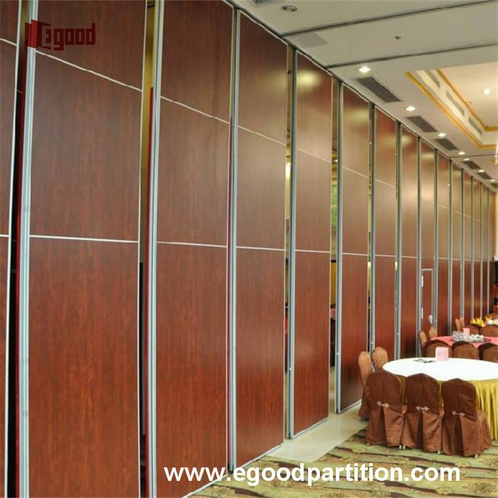Restaurant acousitc Movable partition wall movable walls