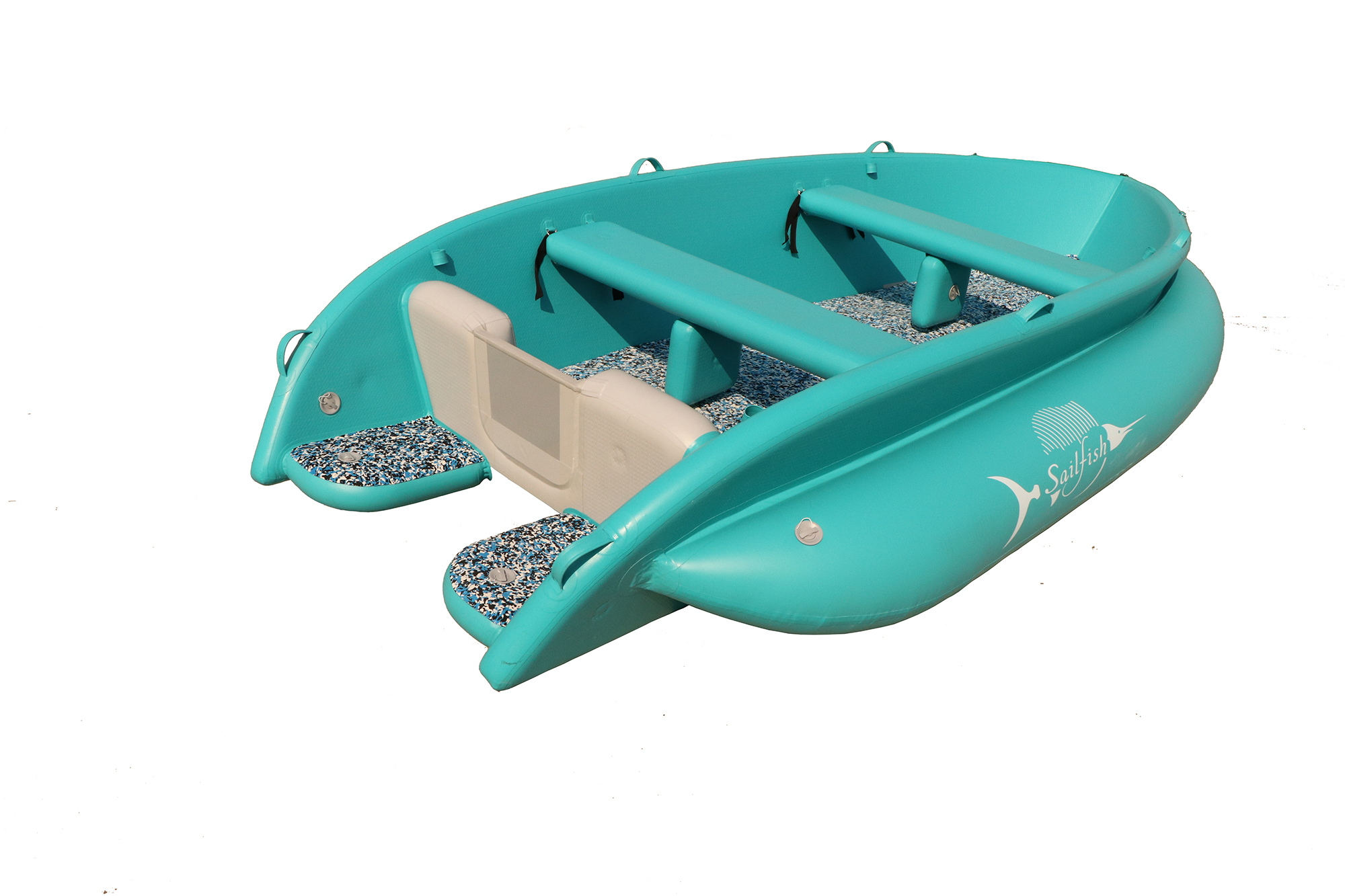 2020 High Quality Inflatable Fishing Boat