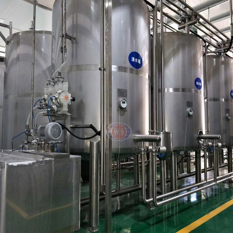 Walnut Almond cashew milk processing line