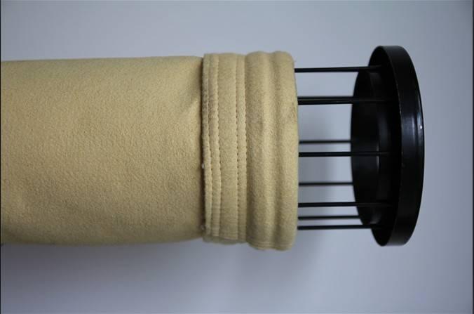 JiangSu AoKai Cement Kiln, Asphalt Mixing Nomex Filter Bag, Aramid Filter Bag