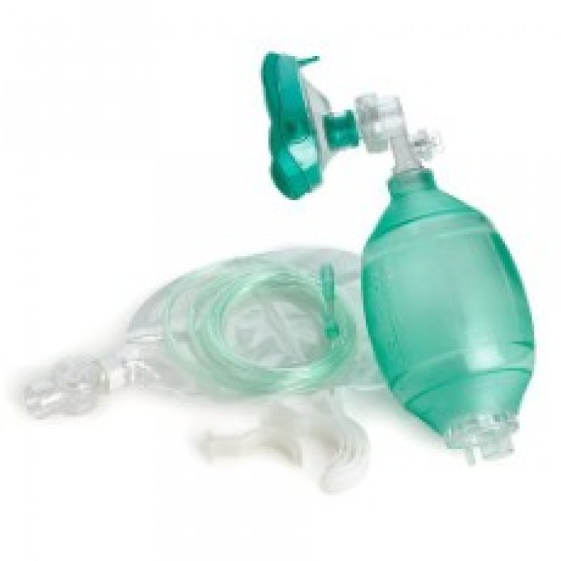 Ambu-Bag-Manual-Oxygen-Resuscitator-Silicon-BMV-Kit-Autoclavable-CPR