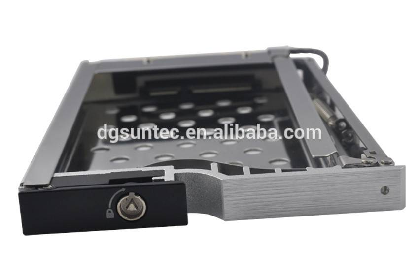 2.5In Single Bay Unestech SATA /SSD Hdd Mobile Rack Hdd case hdd caddy