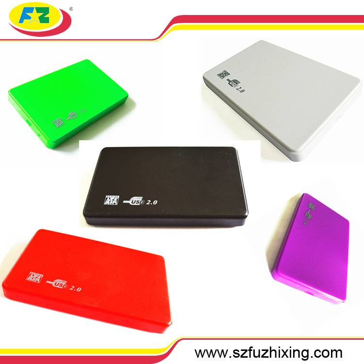Plastic HDD Enclosure