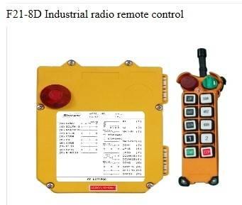 F21-8D Industrial radio remote control