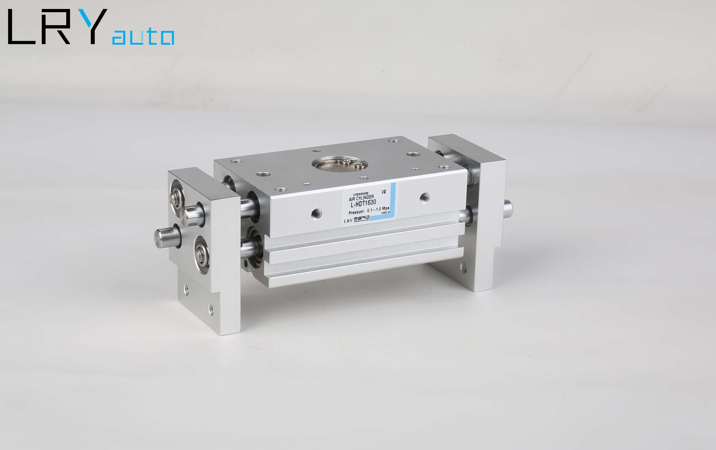 SMC Type Air Parallel Style Wide Opening Cylinder/Claw Control (MHL2)