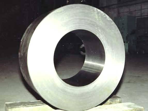 Centrifugal graphite steel rings