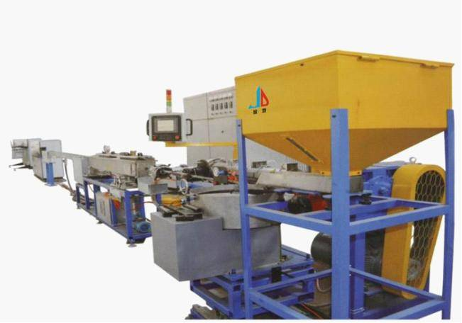 Inlaid Cylindrical Type drip Irrigation Pipe Production Line