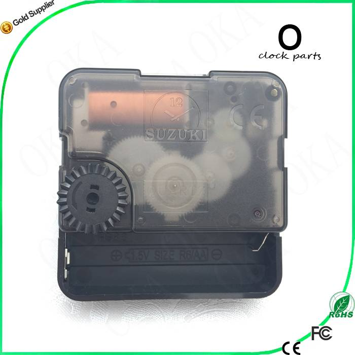2015 New Suzuki Essential Quartz Clock Movement Repaired Parts
