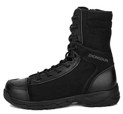 supply military boots/ desert boots/ safety shoes ZD105