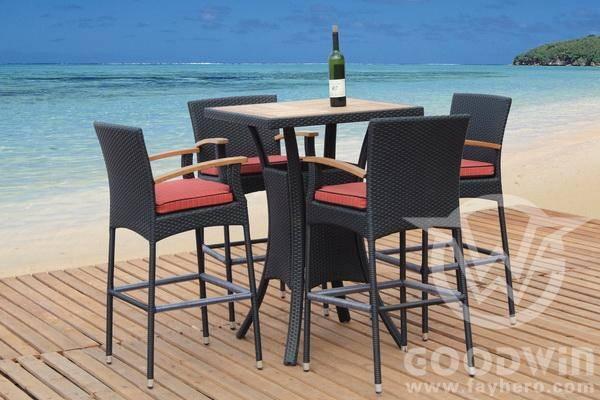 Outdoor furniture GW3161 rattan furniture