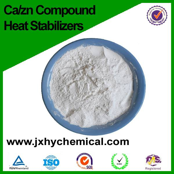 Ca/Zn Compound Heat Stabilizer Series for PVC paste resin