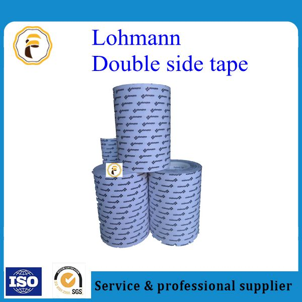 Germany Lohmann Flexographic Mounting Tape with adhesive