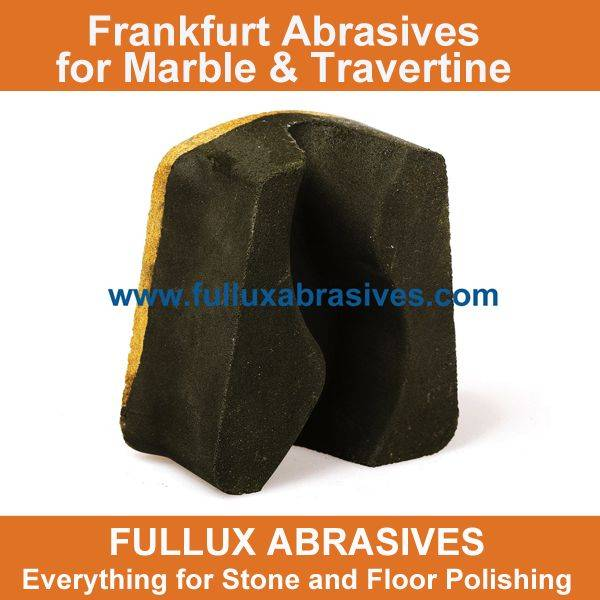 Resin Compound Synthetic Frankfurt Abrasives for Marble Polishing