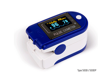 Medical Diagnostic Equipment, Fingertip Pulse Oximeter OXY500