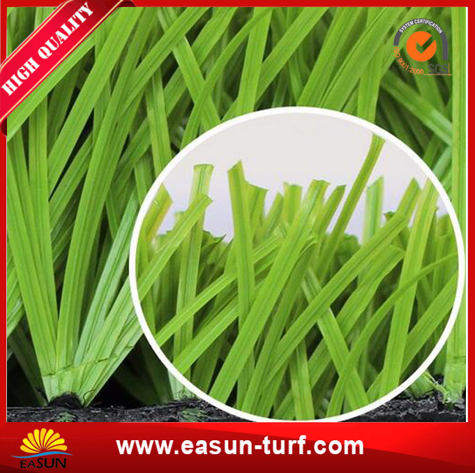 Factory Hot Selling Artificial Football Grass Soccer Turf-MY