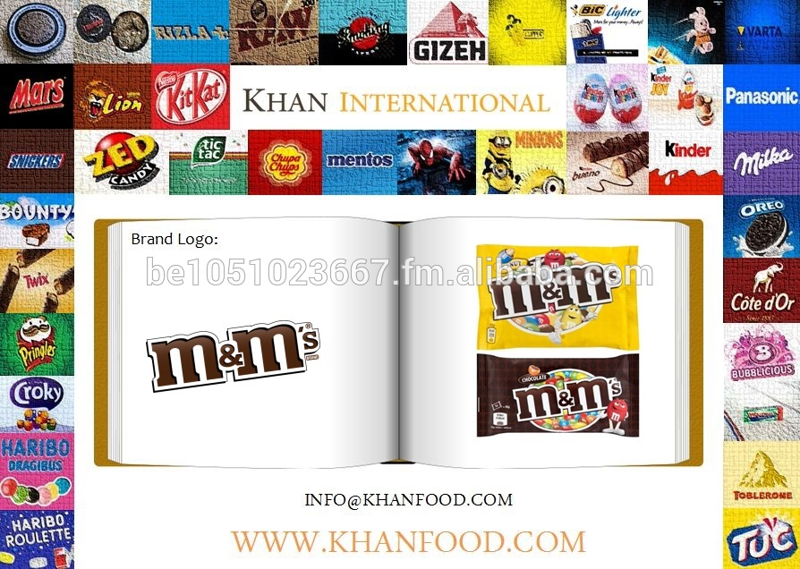 M&M Chocolate/Peanuts