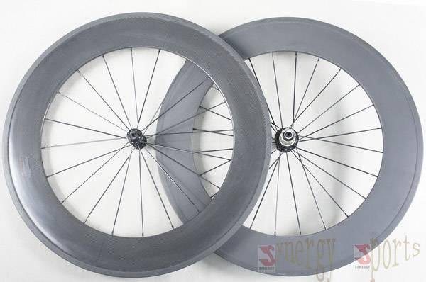 full carbon wheel clincher 88mm 700c