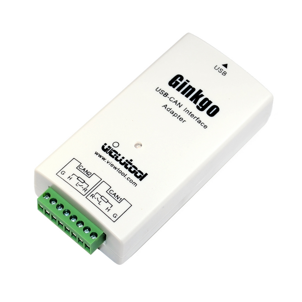 Ginkgo USB-CAN Interface