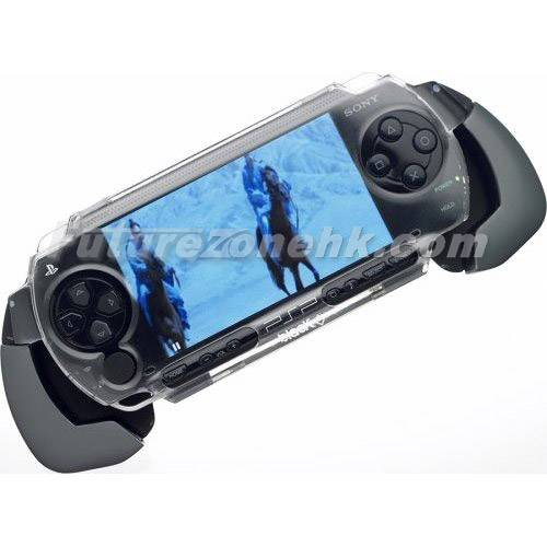 Flexible Grip & Visor for PSP 2000