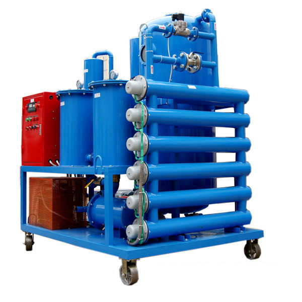 ZYD Series Double-Stage Vacuum Transformer Oil Purifier, Oil Purification, Oil Regeneration Plant