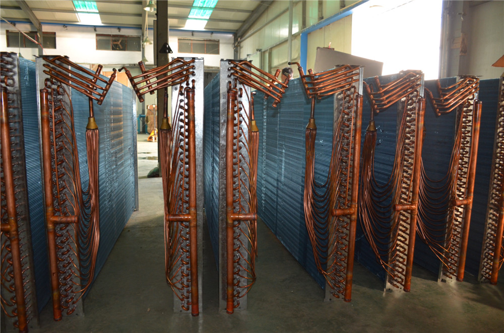 high quality fin evaporator for refrigeration truck