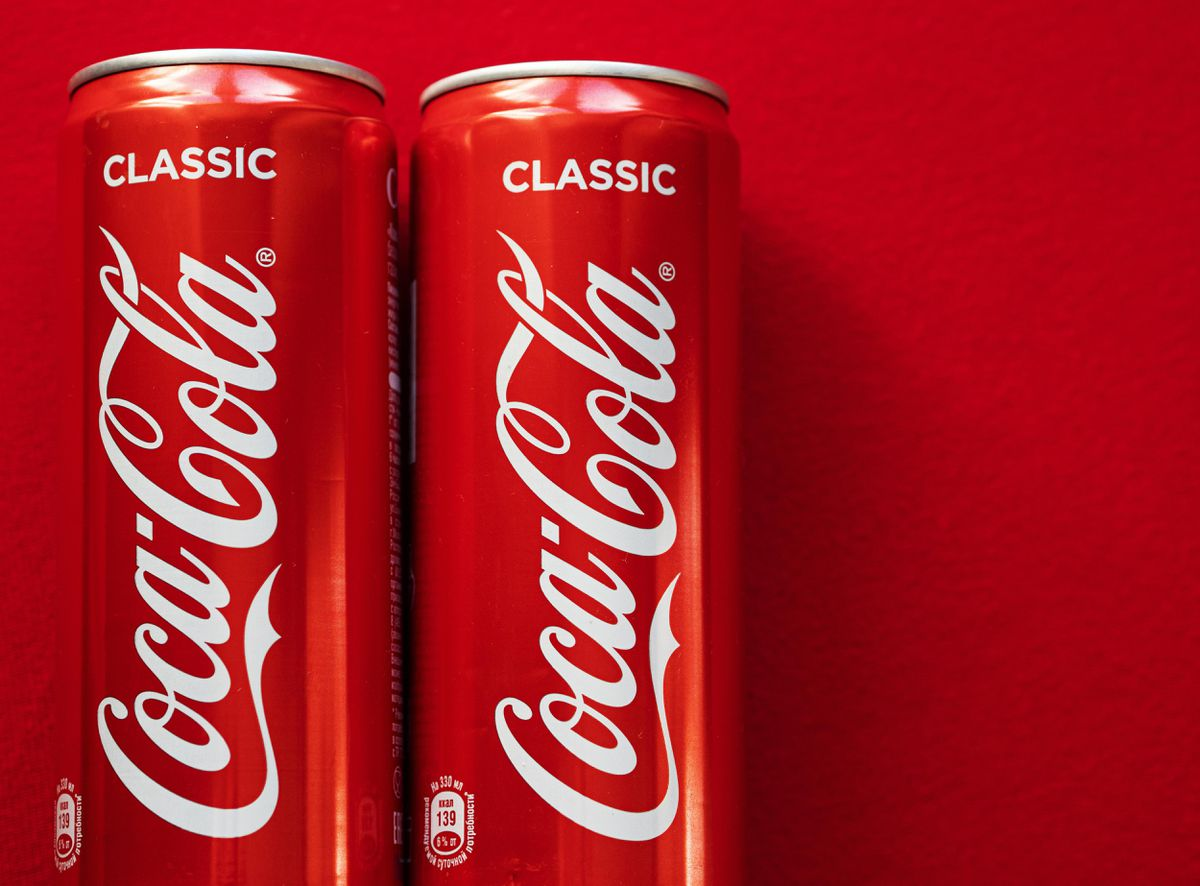 Coca cola/ Fanta/ Miranda/Pepsi/ Sprite