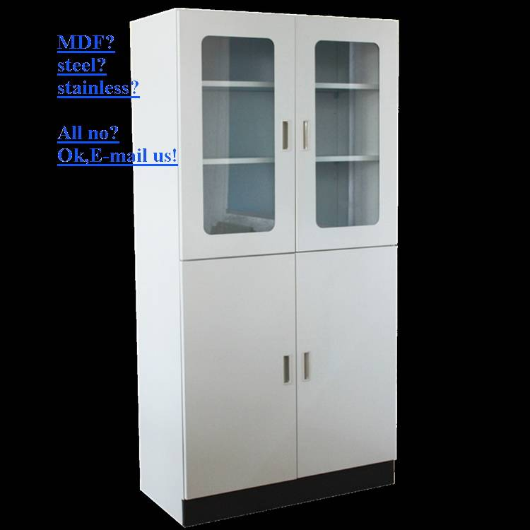 lab storage file cabinet in wood/ steel/ metal furniture with cheap price