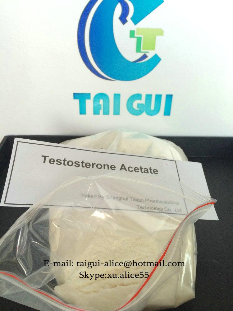 Testosterone Acetate CAS:1045-69-8