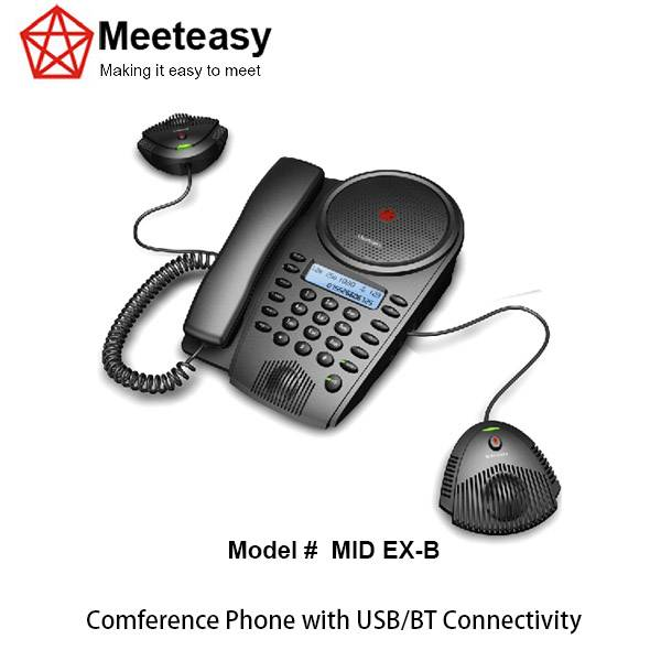 Meeteasy MID-EX-B USB/Bluetooth conference phone