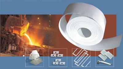 Ceramic Fiber Paper/Refractory paper