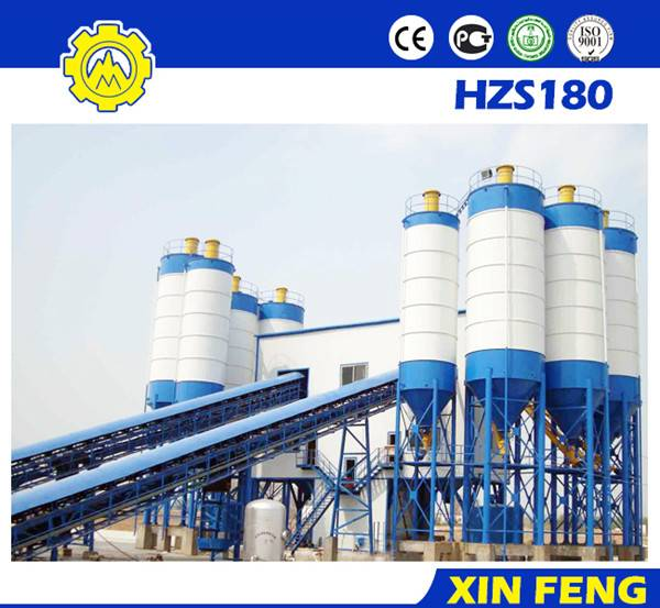 Competitive Concrete Batch Plants Price for Batching Plant of Concrete