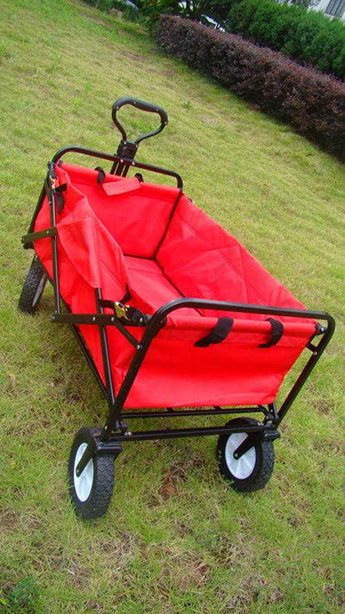 Multi Function Foldable Trolley Cart