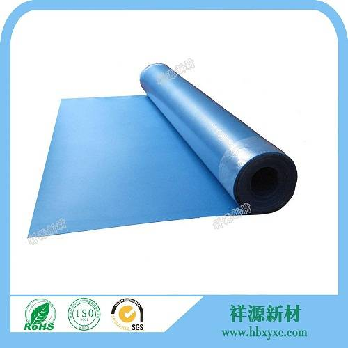 2mm sound proof ixpe foam for underlayment improving flooring performance