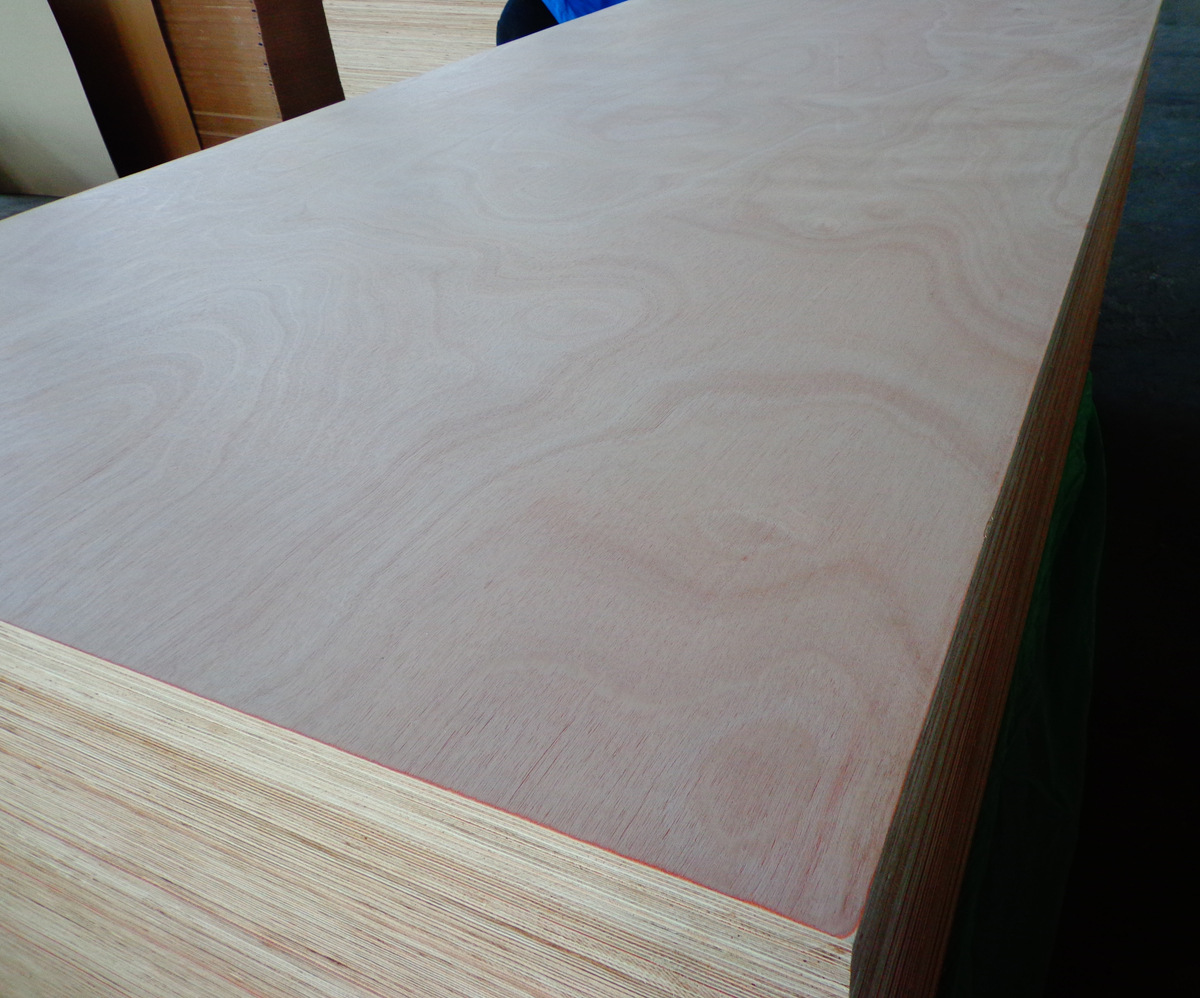 Poplar core 18mm plywood for furniture