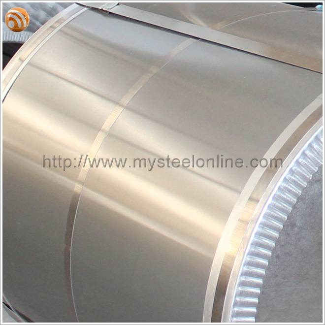 High Magnetic Induction HiB Silicon Steel Coils for Transformer