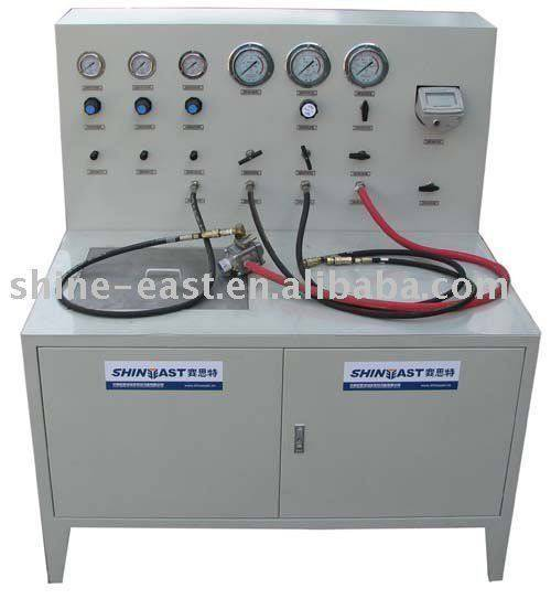 SPT05-40-AL Type Reducing Valve Test Bench