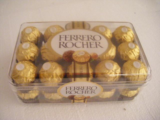 Ferrero Rocher T3/T5/T16/T24/T30, collection T24 /T32