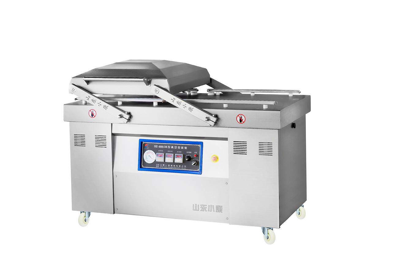 double chamber vacuum packing machine DZ-6002S