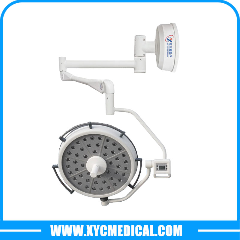 Wall mounted surgical lamp installation operating room light surgery light price