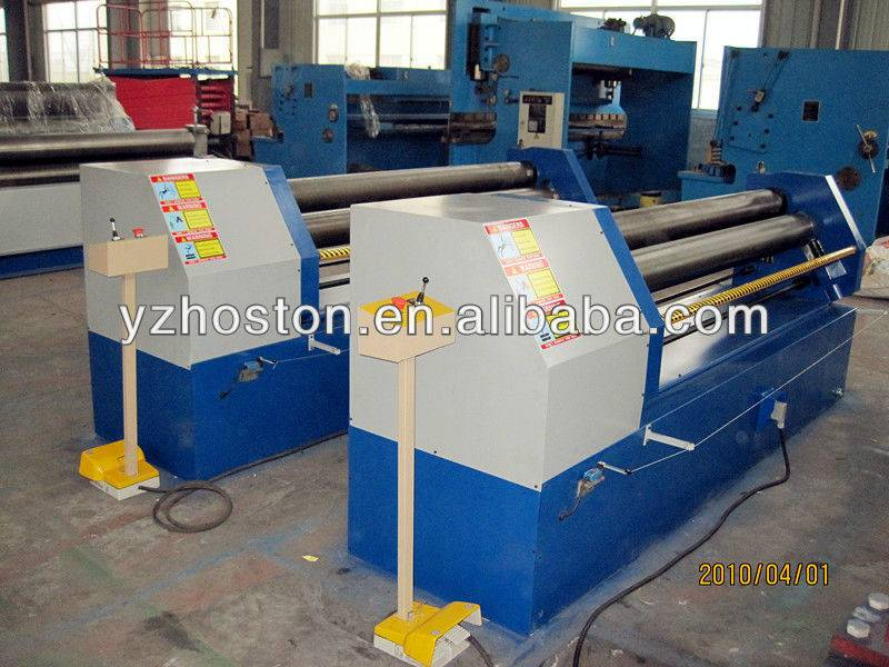 Hoston three roll plate rolling machine