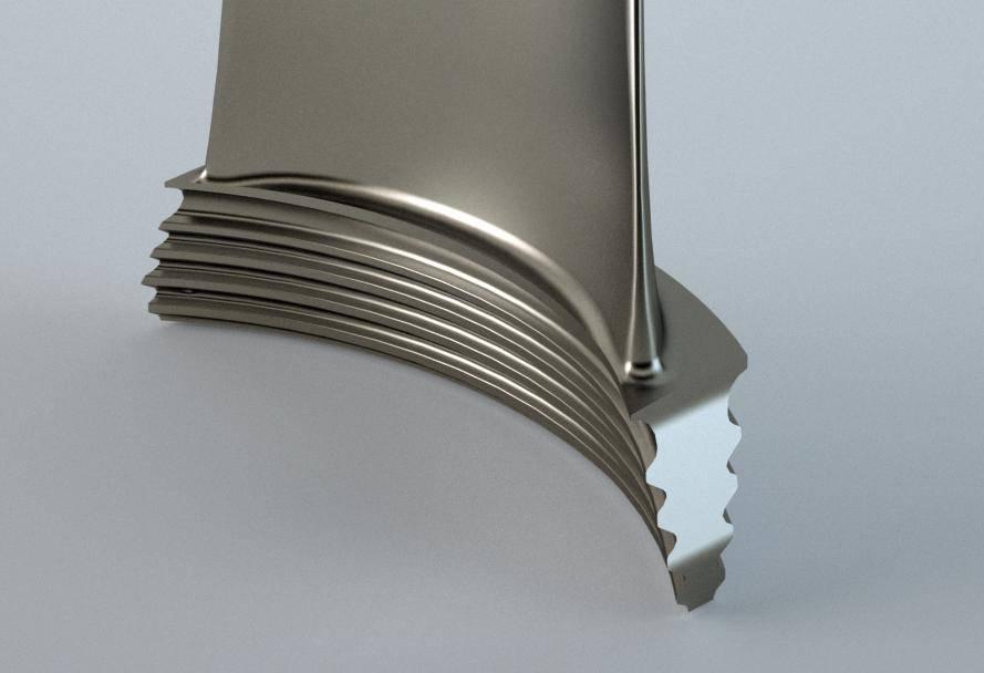 Stationary Vanes For Gas Turbine