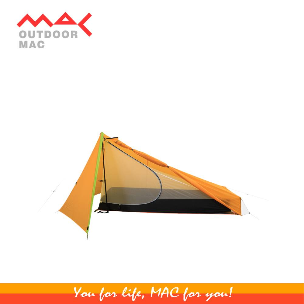 One person tent/ camping tent/ tent mactent mac outdoor