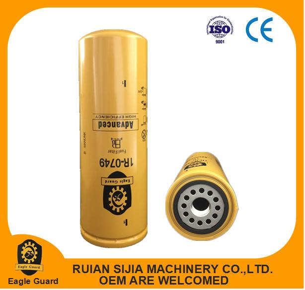 High quality fuel filter for truck parts 1R0749