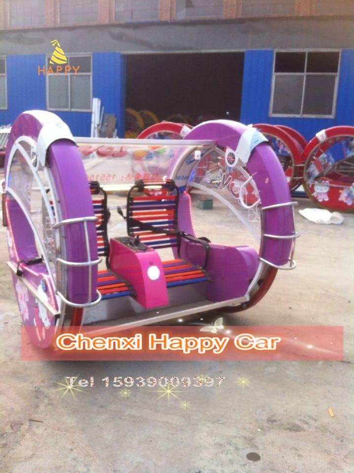 Park Amusement Happy Swing Racing Car - Middle kiddie ride