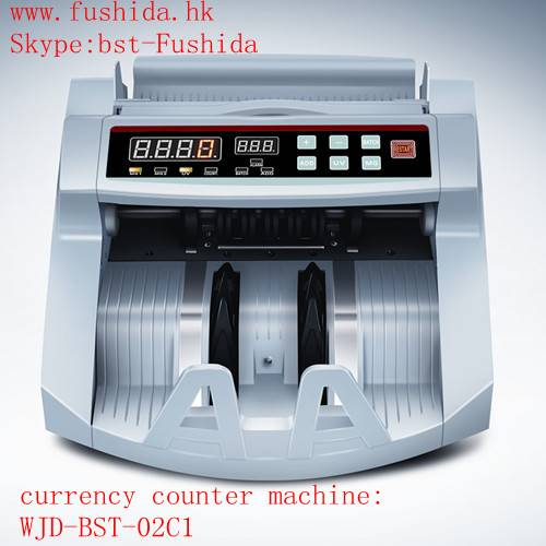 BST currency counter with detect function,money counter,banknote counter,skype:bst-fus