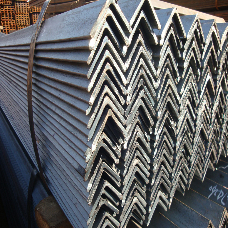 steel angles and angle steel bars GB ASTM JIS standard steel angles