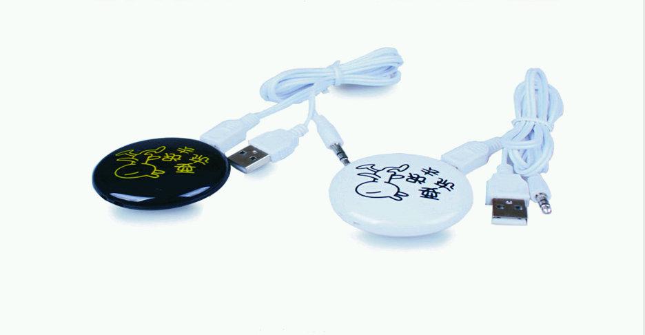 mini usb vibration speaker
