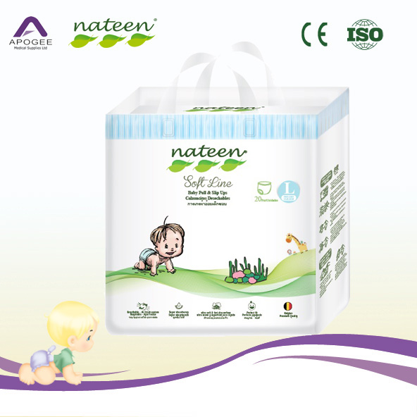 New arrival for baby use baby diaper pants