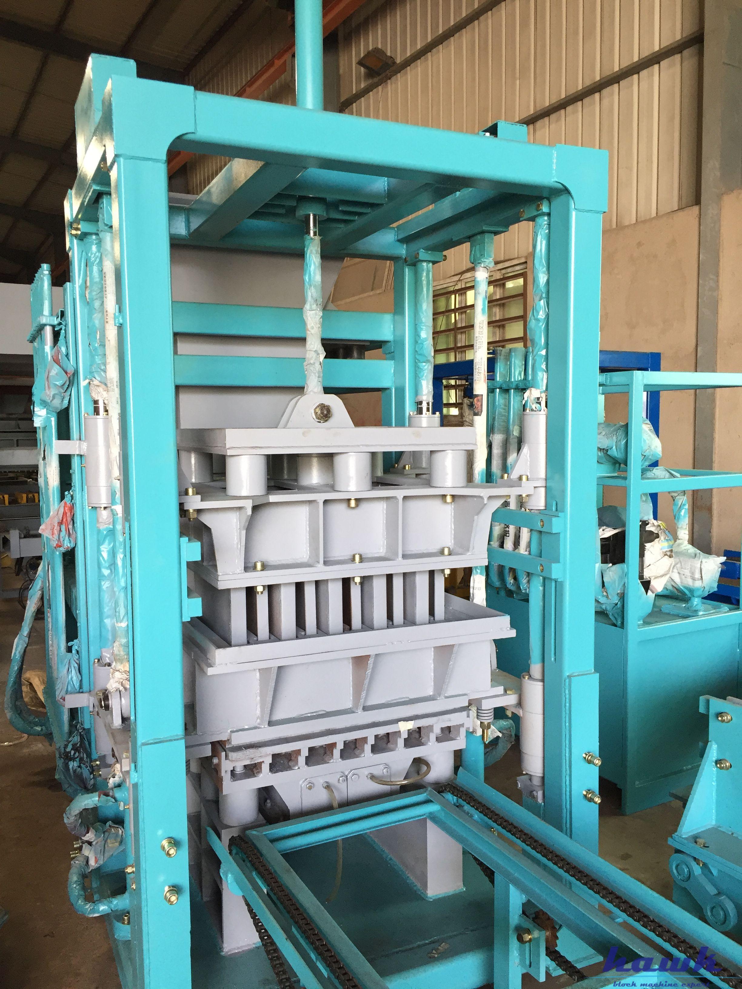QT3-15 block making machine