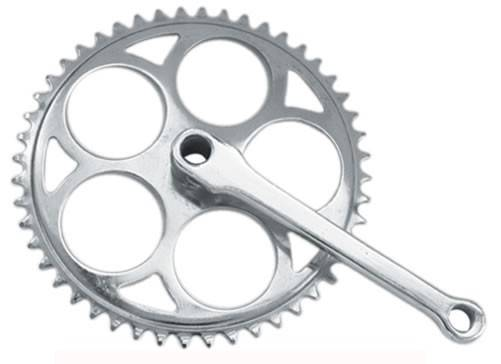 High Quality cheap crankset City Bike chainwheel and crank